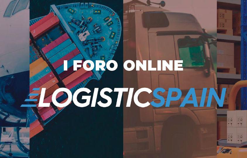 "Nace el I Foro Online ""Logistics Spain"""